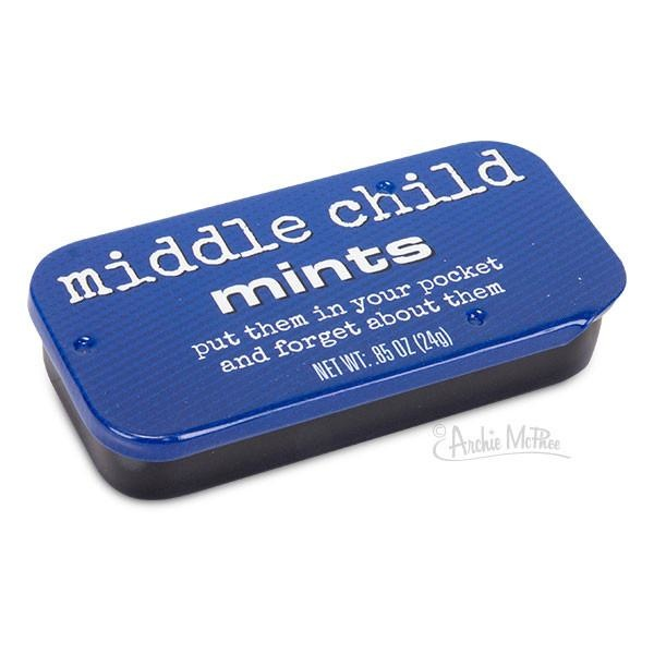 Archie McPhee Mints: Middle Child