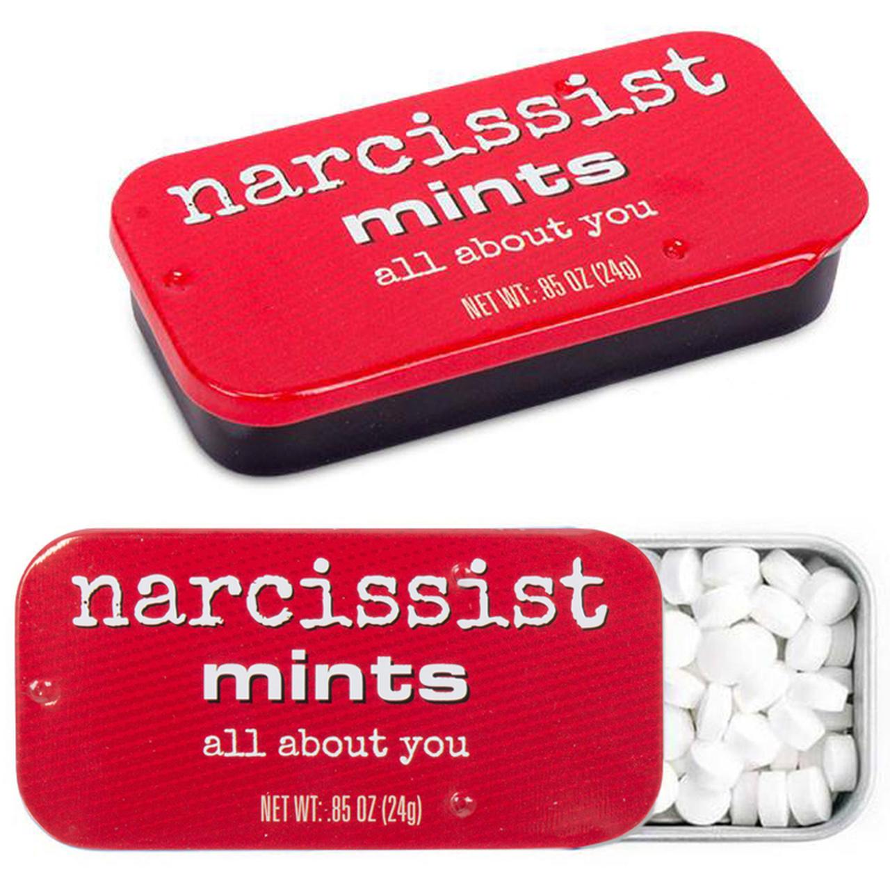 Archie McPhee Mints: Narcissist