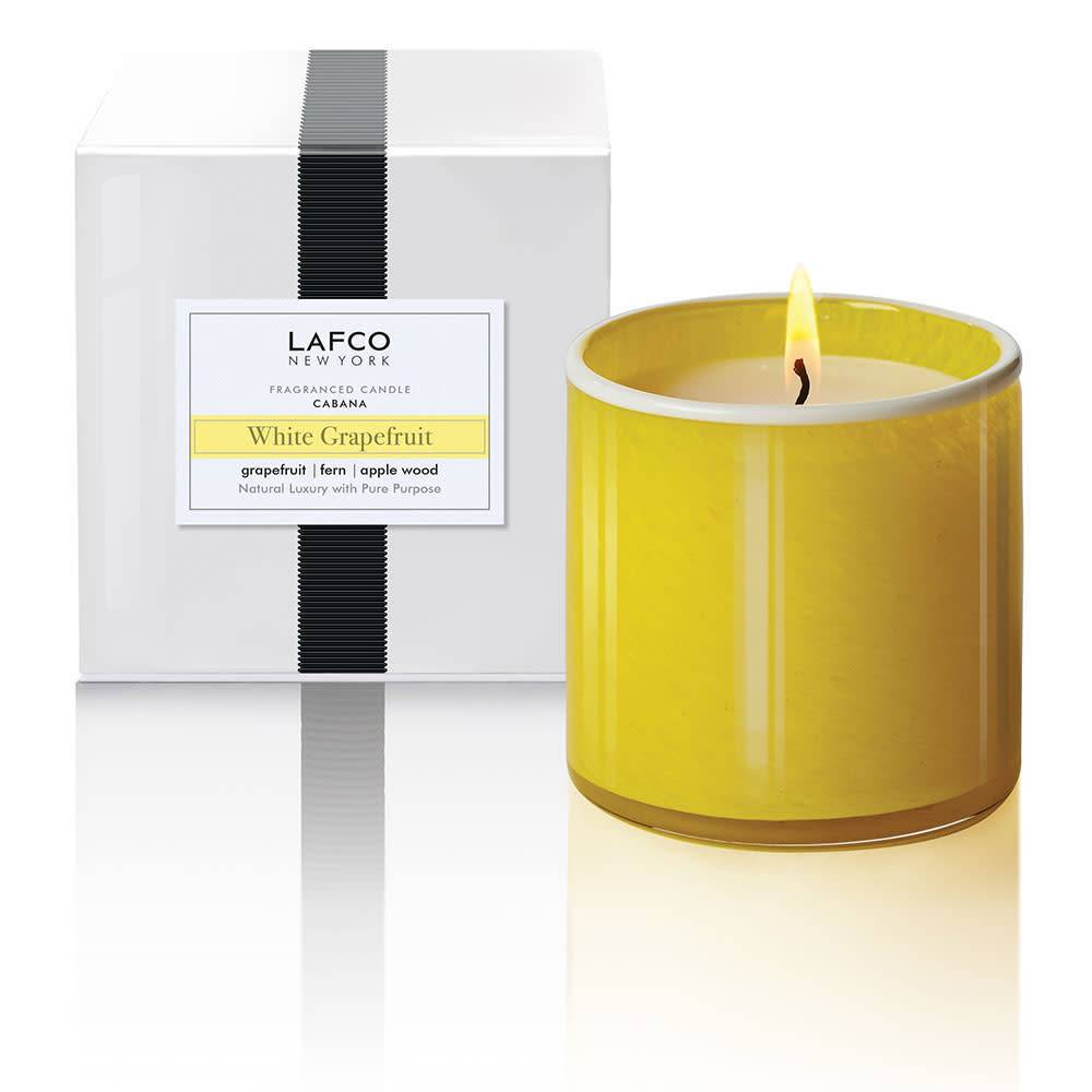 Lafco Lafco 15.5oz White Grapefruit Candle