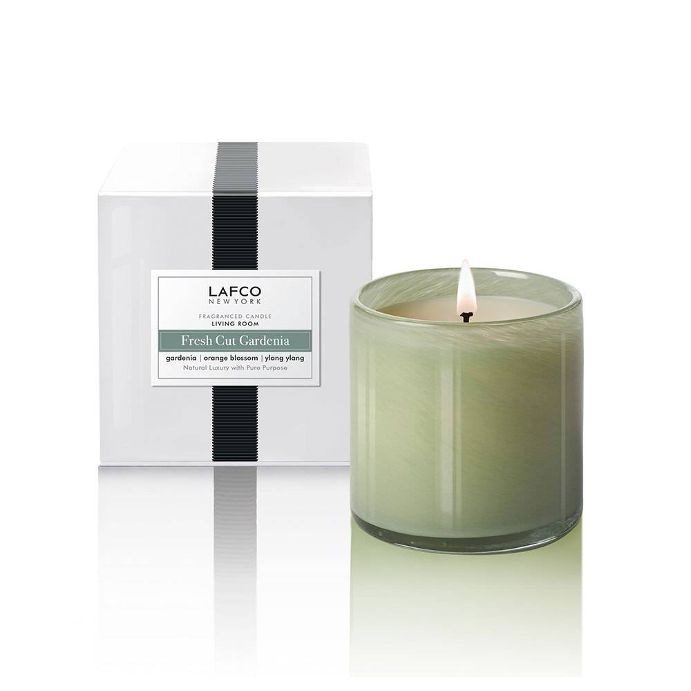 Lafco Lafco 6.5oz Fresh Cut Gardenia Candle