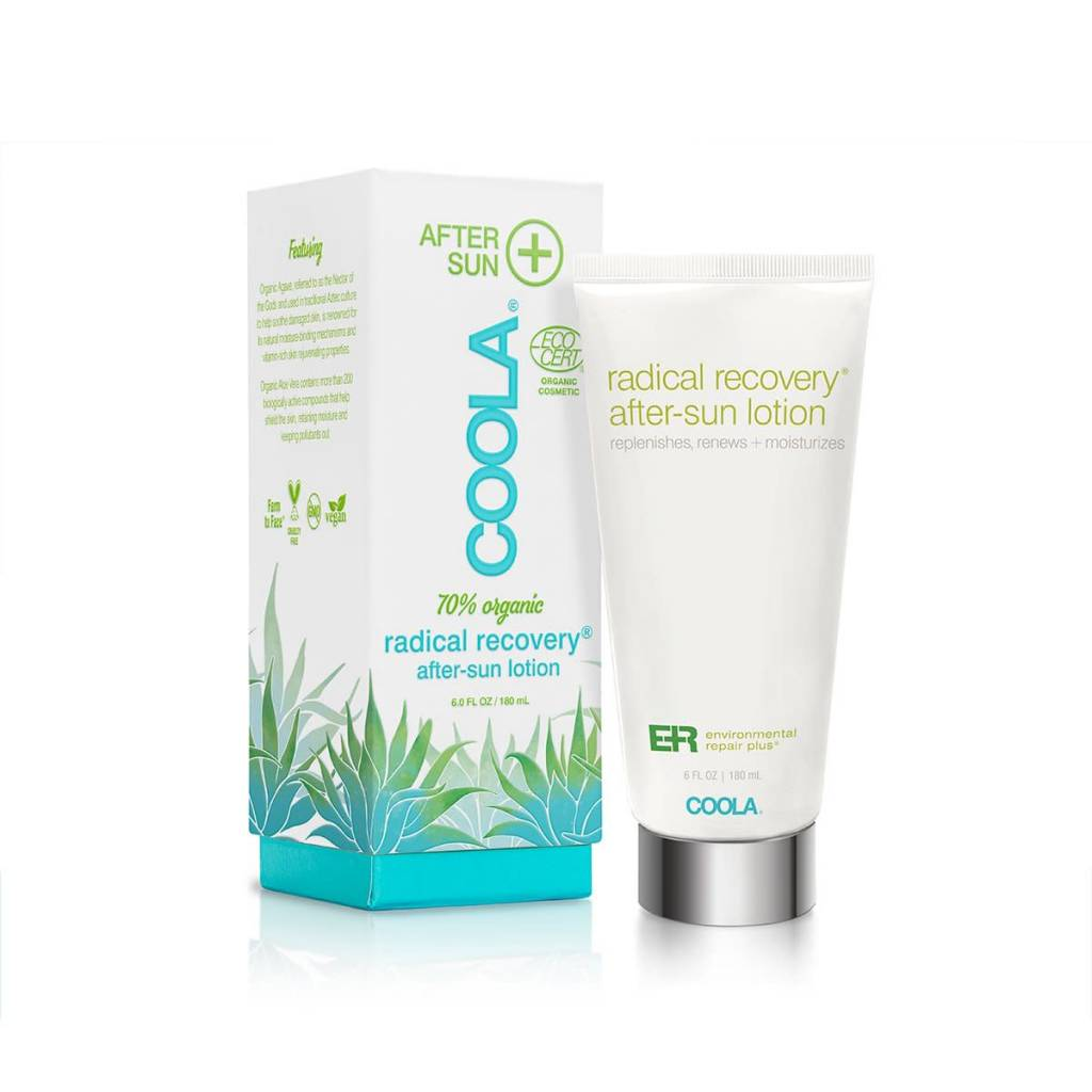 Coola ER+Radical Recovery After-Sun Lotion