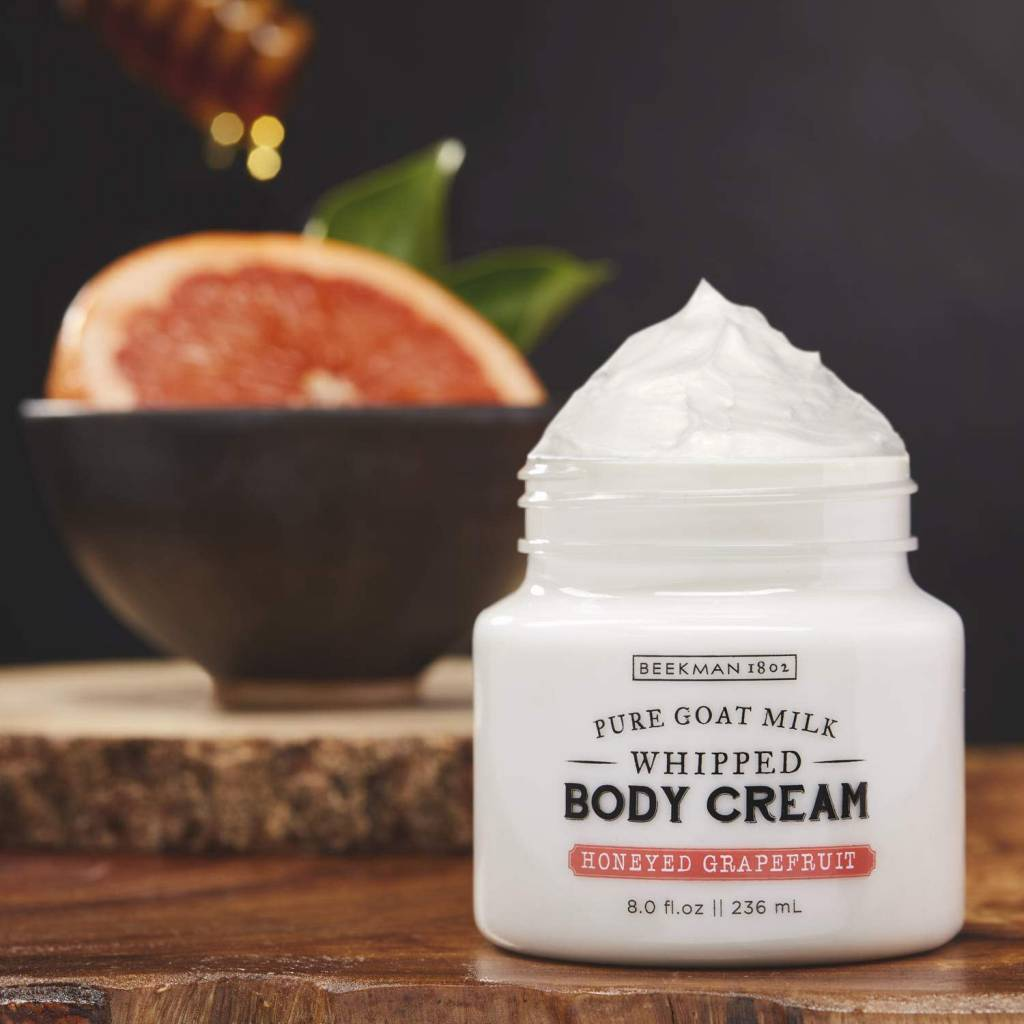 Beekman Beekman 8oz Whipped Goat Milk Body Cream