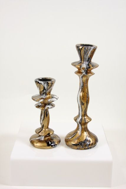 Marbled Candlestick