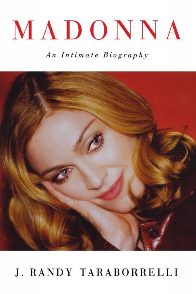 Simon & Schuster Madonna An Intimate Biography