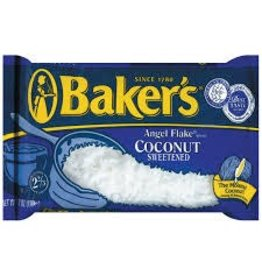 Baker's Baker's Angel Flake Coconut, 7 oz