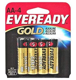 Eveready Eveready Energizer AA Batteries, 4 ct