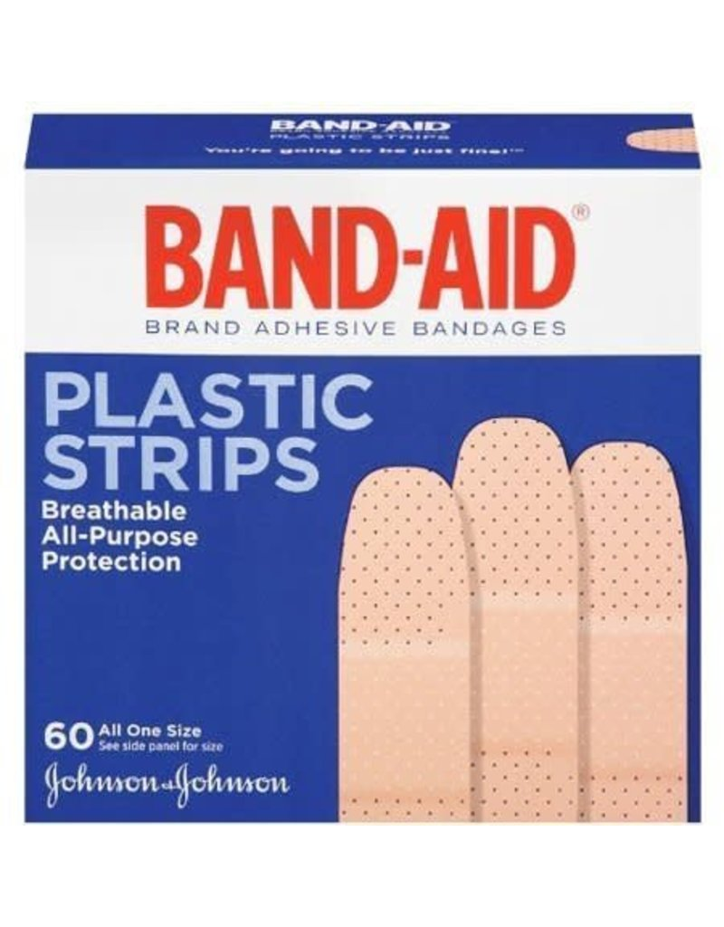 Band-Aid Band-Aid Family Pack, 60 ct