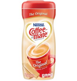 Coffee-Mate Coffeemate Powder Half Case, 16 oz, 6 ct