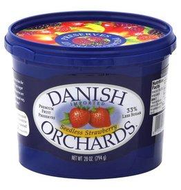 Danish Orchard Danish Orchard Raspberry Spread, 28 oz, 12 ct