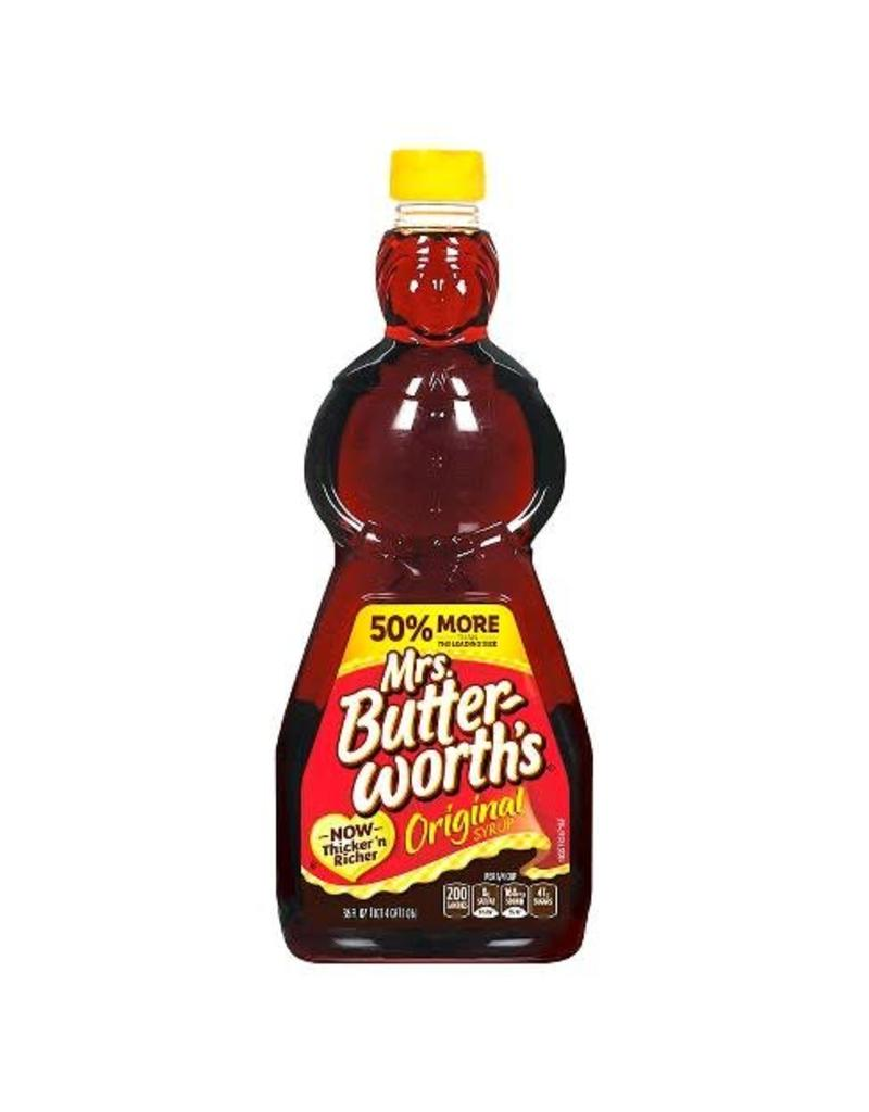 Mrs Butterworth Mrs. Butterworth's Syrup, 36 oz