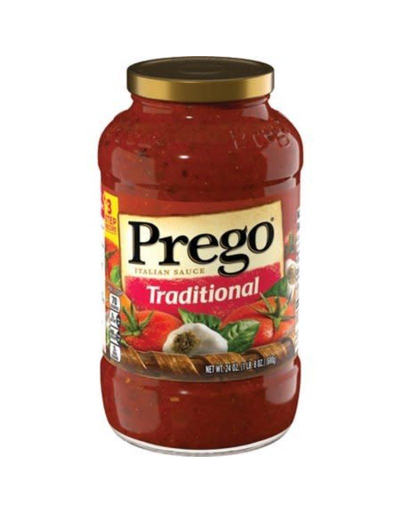 Prego Prego Pasta Sauce Trad, 24 oz