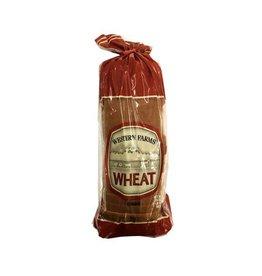 Western Farms Western Farms Wheat Bread, 20 oz, 12 ct