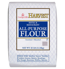 Harvest Flour Harvest All Purpose Flour, 25 lb