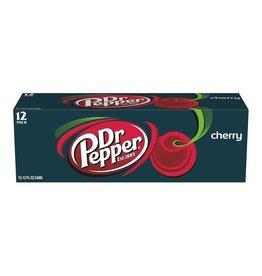 Dr Pepper Dr Pepper Cherry, 12 oz, 2-12 ct