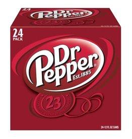 Dr Pepper Dr Pepper, 12 oz, 24 ct