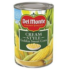 Del Monte Del Monte Creamed Corn, 14.75 oz, 24 ct