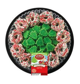 Loft House Loft House Holiday Shortbread Cookie Tray, 20 oz