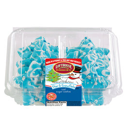 Loft House Loft House Blue Star Ice Cookie, 14 oz