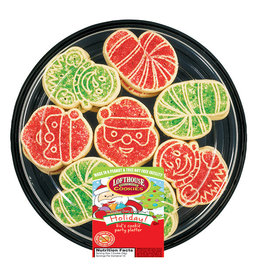 Loft House Loft House Holiday Kids Cookie Tray, 23.5 oz