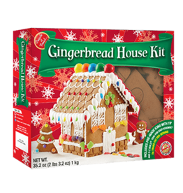 Create A Treat Create A Treat Gingerbread House Kit, 35.5 oz