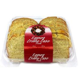 Olson's Olson's Eggnog Cake Slice, 16 oz
