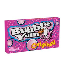 Bubble Yum Bubble Yum Mega Pack, 10 ct (Pack of 12)