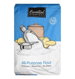 Essential Everyday EED All Purpose Flour, 25 lb, 2 ct