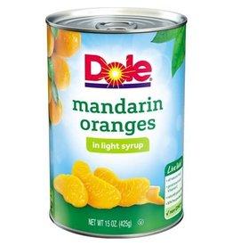 Dole Dole Mandarin Oranges, 15 oz