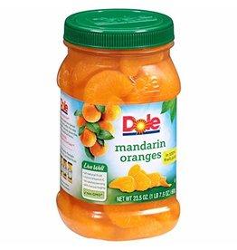 Dole Dole Mandarin Oranges In Juice, 23.5 oz