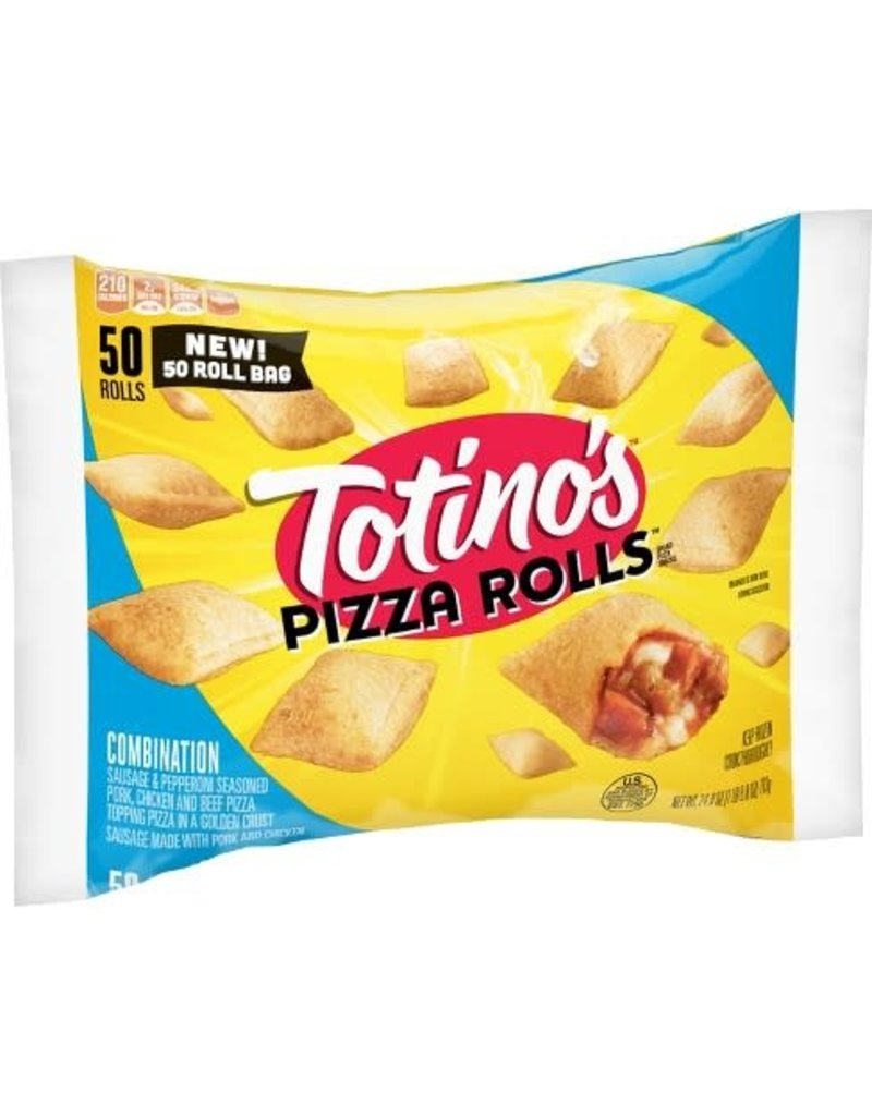 Totino's Totinos Combination Topping Pizza Rolls, 24.84 oz, 9 ct