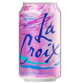 La Croix La Croix Sparkling Water Berry, 12 oz, 24 ct