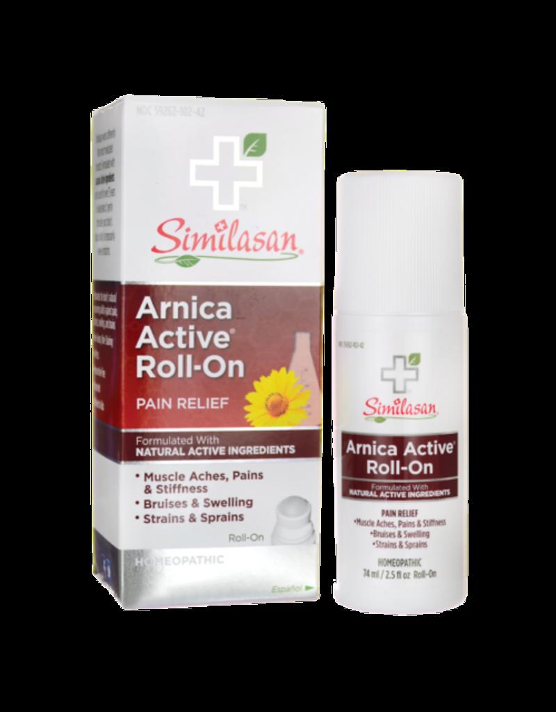 Similasan Similasan Arnica Active Roll-On Pain Relief, 2.5 fz