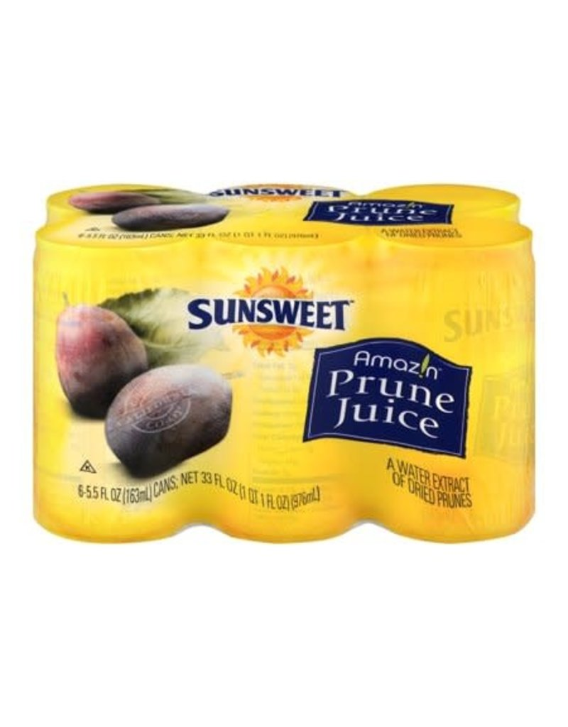 Sunsweet Sunsweet Amazin Prune Juice, 6ct