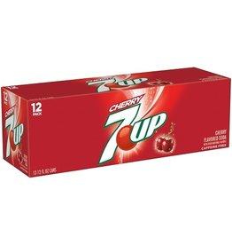 7-Up 7-Up Cherry, 12 oz, 2-12 ct