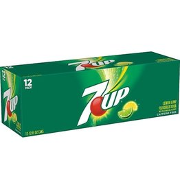 7-Up 7-Up, 12 oz, 2-12 ct