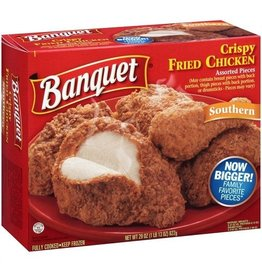 Banquet Banquet Chicken Southern Fried, 29 oz, 12 ct
