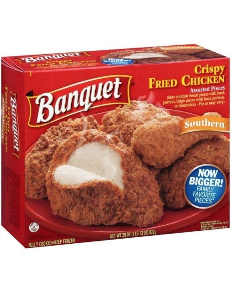 Banquet Banquet Chicken Southern Fried, 29 oz, 12 ct