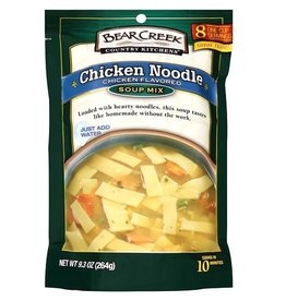 Bear Creek Bear Creek Soup Mix Chicken Noodle, 9.3 oz, 6 ct