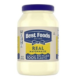 Best Foods Best Foods Mayo Real, 48 oz, 12 ct