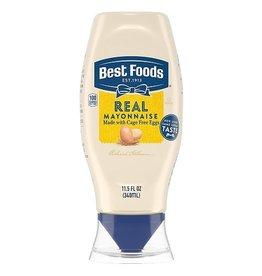 Best Foods Best Foods Mayo Squeeze, 11.5 oz, 12 ct
