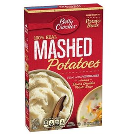 Betty Crocker Betty Crocker Mashed Potato Buds, 13.75 oz, 6 ct