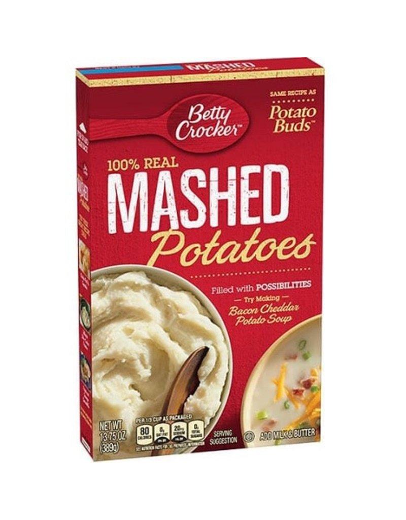 Betty Crocker Betty Crocker Mashed Potato Buds, 13.75 oz, 6 ct