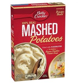 Betty Crocker Betty Crocker Mashed Potato Buds, 28 oz, 6 ct