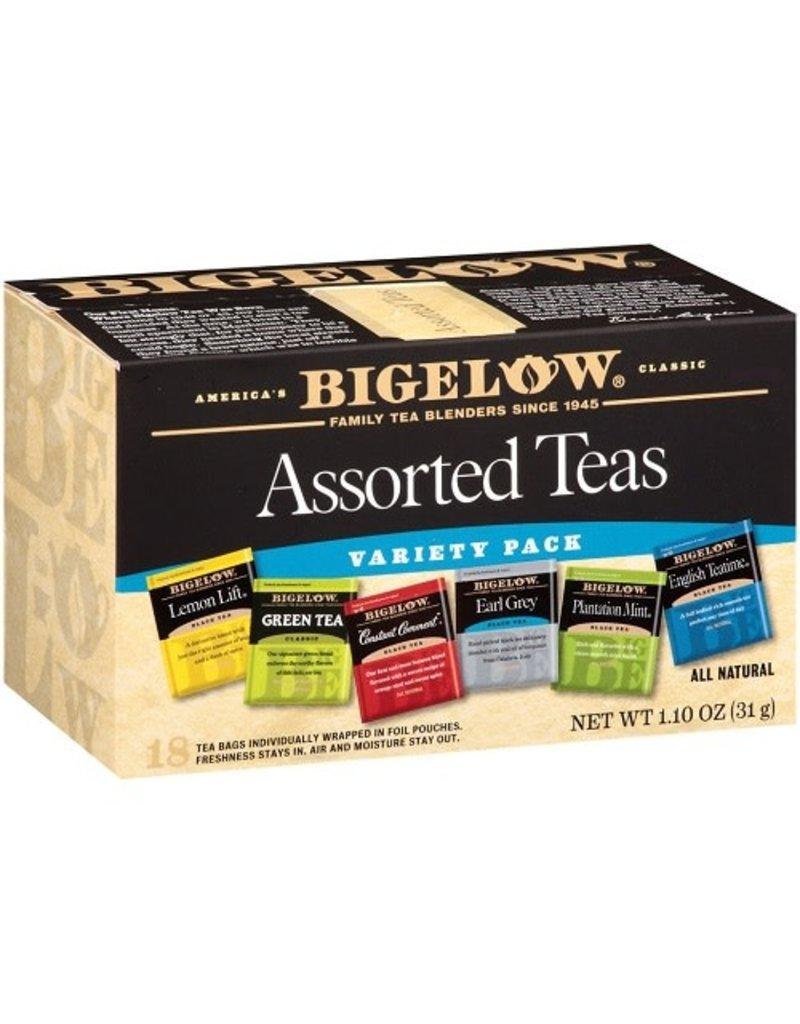 Bigelow Bigelow Tea Bags Assortment, 18 ct (Pack of 6)