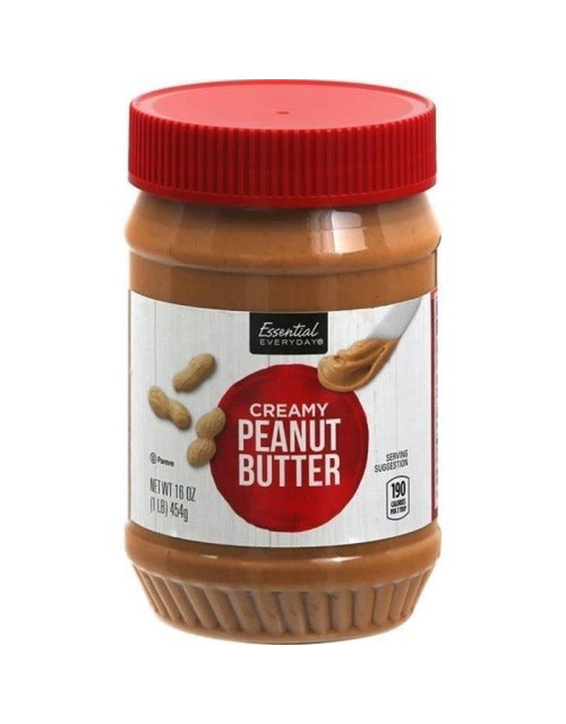 Essential Everyday EED Creamy Peanut Butter, 16 oz
