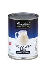 Essential Everyday EED Evaporated Milk, 12 oz