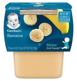 Gerber Gerber 2nd Foods Banana, 8 oz
