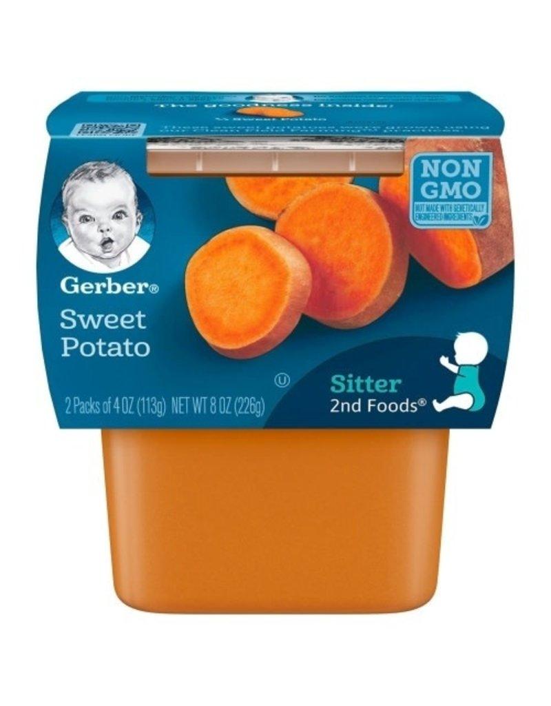 Gerber Gerber 2nd Foods Sweet Potato, 8 oz
