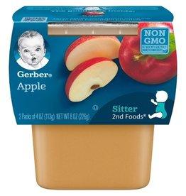 Gerber Gerber 2nd Foods Apple, 8 oz