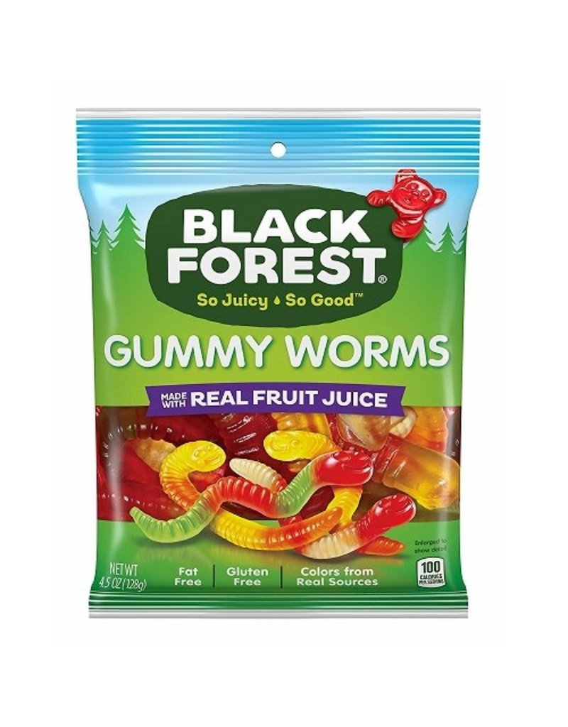 Black Forest Black Forest Gummy Worms, 4.5 oz, 12 ct